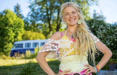 TERAPI: Før hun ble med i «Hver gang vi møtes», visste ikke Sol Heilo hvem Petter «Katastrofe» Kristiansen var. Men da hun hadde en tung periode under innspillingen, var det nettopp hans musikk som ble terapien.
