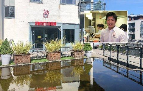 TAPPERT SMIL: Erik Tien Huynh lover å komme sterkere tilbake. – Jeg har nye prosjekter på blokka.
