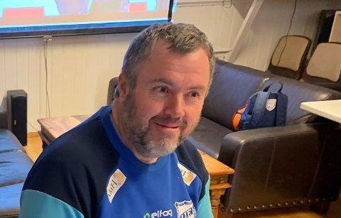 OPTIMISTER: Bjørn Einar Myhre og LIF kjører fotballskole.