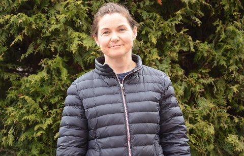 DRØMMER OM LANGTUR: – Jeg drømmer om å få reise tilbake til Sør-Afrika når pandemien er over. Ellers er jeg veldig fornøyd over hverdagen her i Rakkestad, forteller Maren Camilla Glosli.
