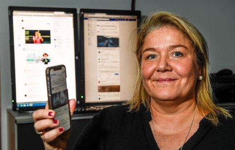 Elin Dahlseng Eide er gruppeleder for Arbeiderpartiet i kommunestyret i Rana. Mandag blir hun valgt som fylkesråd for utdanning i Nordland.