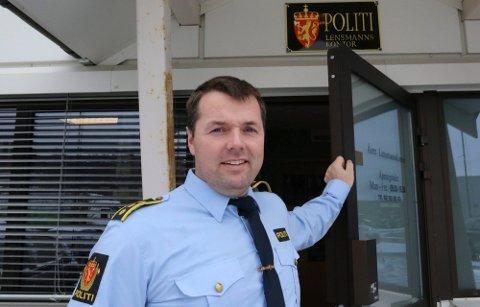 SLUTTET: Jørn Arild Flatha er ikke lenger lensmann i Ringsaker.