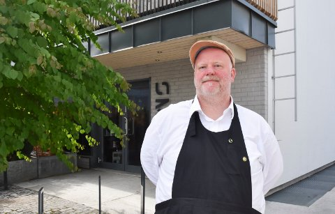 MÅ ERSTATTES: Ole Martin Johannessen gir seg som kjøkkensjef på SMAK og Hjørnet Gastrobar. Nå søker de etter hans erstatter.