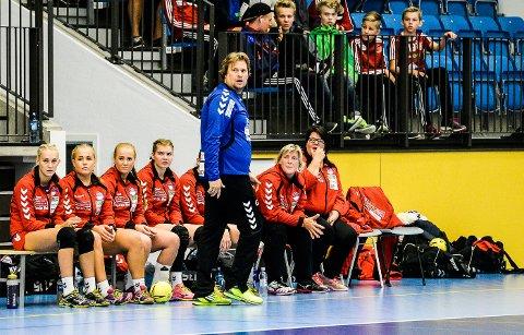 HSK-trener Glenn André Ruud-Andersen.