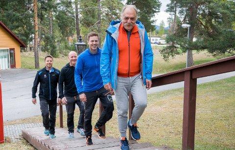 Kristian Kristiansen skulle slankeopereres, men etter opphold hos Nimi var det ikke lenger nødvendig. Han takker idrettspedagogene Anders Grøtnes, Robert Svingerud og Rune Virik. Trapper er et av de viktigste hjelpemidlene han har til aktivitet i hverdagen.