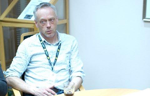 NY SJEF: Bent Øye skal lede etterforskningsavdelingen ved Hønefoss politistasjon til ny sjef er på plass.
