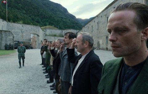 A HIDDEN LIFE: Den sanne historein om Franz Jägerstätter som nektet å kjempe for nazistene under 2. verdenskrig er en sterk film.