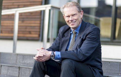 FRYKTER FOR OMDØMMET: Administrerende direktør John-Mikal Størdal i FFI sier rapporten som er lekket er uferdig og at den er tatt ut av helheten. FOTO: Christian Tandberg