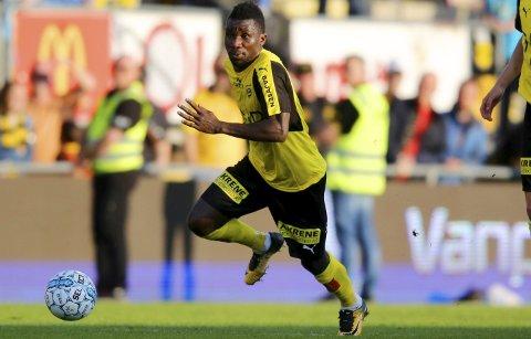 KAN SELGES: Ifeanyi Mathew er ifølge spilleragent Atta Aneke aktuell for flere klubber denne sommeren. FOTO: NTB scanpix