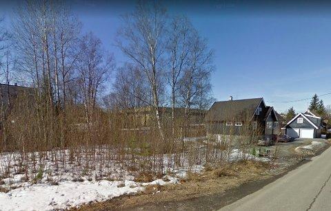 HØYT PRISET: Disse tomtene skal selges, og prisantydningen er 45 millioner kroner for totalt 2.176 kvadratmeter.