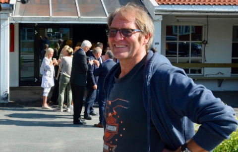 """RIMER: Ole Kjølen er en engasjert mann som kan bli """"sint"""" på rim."""