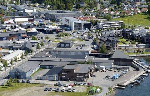 TIL SALGS: Sandefjord kommune har vedtatt å gi de tre festerne i felt F og G i Kilen mulighet til å innløse eiendommene på visse vilkår.