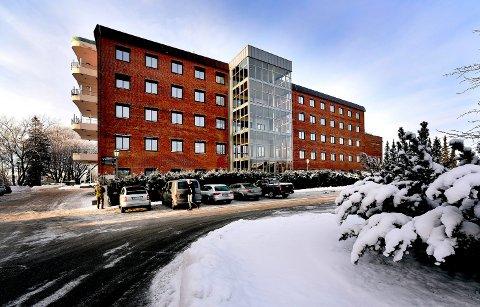 En 96 år gammel beboer ved Kruseløkka sykehjem døde på Helsehuset i Sarpsborg 3. januar.
