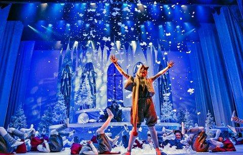 Rekord: Med «Reisen til julestjernen», som har premiere 12. desember, har Villekulla satt billettrekord på Sarpsborg scene.