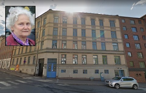 SOLGT: Søstrene Wencke (innfeldt) og Eva Nordstrøm solgte Dalsbergstien 16 i Oslo for 52 millioner kroner.