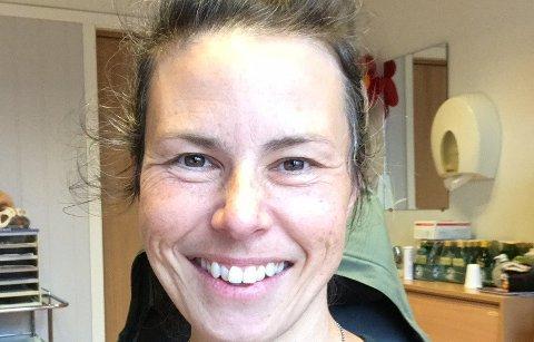 STARTER I MARS: Anne Gunhild Waagsbø-Kjellsen blir ny kommunoverlege i Skien kommune, og hun starter i jobben 1. mars neste år. Foto: Privat