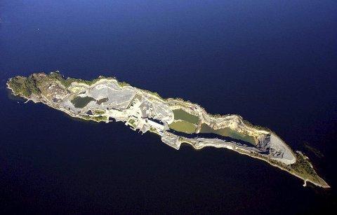 VIKTIG: NOAH på Langøya er et godt eksempel på hvordan industrien kan løse klimautfordringer, hevder regiondirektør Kristin Saga i NHO. Foto: Aleksander Nordahl