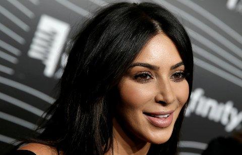 USANNSYNLIG: Det fremstår som helt usannsynlig at Kim Kardashian skulle ha registrert en profil på match.com under falsk navn og bostedsland, mener dommerne i Sandefjord tingrett.