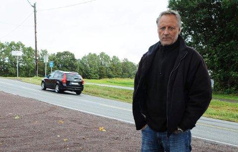 Oskar Schiøtz fra Vestfold Antirust