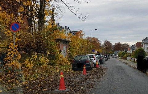 PASS PÅ: Her er det forbudt å parkere fram til 1. november.
