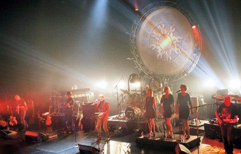 TRIBUTE: Pulse of Floyd tar med seg Pink Floyd til Nøtterøy Kulturhus.