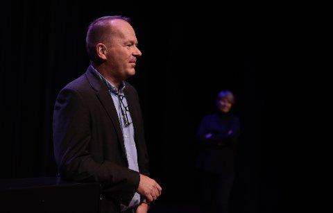 GIR SEG ETTER NI ÅR: Hans Frederik Selvaag slutter som leder for omsorgsetaten i Stjørdal. Han er tilsatt som ny leder ved Trondhjems Hospital.