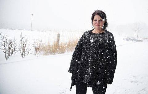 SKAL KJEMPE VIDERE: Maija Skille varsler at hun skal kjempe hardt mot diskriminering på alle mulige måter i årene framover.