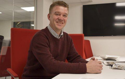 Godt skolert: Birger Bakken er Arbeiderpartiets ordførerkandidat til neste års kommunevalg. Han fikk Ap-politikken inn med morsmelka. Foto: Olav Loftesnes
