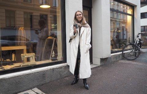 MOTE OG MILJØ:Gründer Pia Nordskaug (33) ønsker å få i gang en samtale rundt mote og bærekraft.