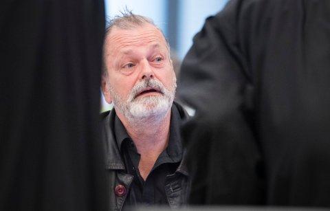 21 ÅR: Eirik Jensen fikk strengest mulige straff for forbrytelsene han ble dømt for.  FOTO: Terje Pedersen / NTB scanpix