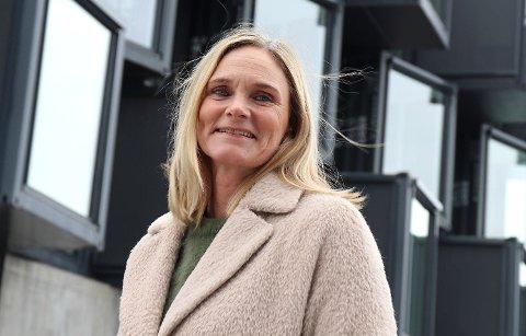 NYTT SELSKAP: Britt Røed Lohne skal bygge opp nyetablerte Cubes Construction. Selskapets forretningside er utvikling, kommersialisering og levering av modulbygg basert på stålmoduler.