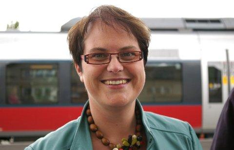 Ragnhild Aashaug (Sp), ordfører i Tolga.