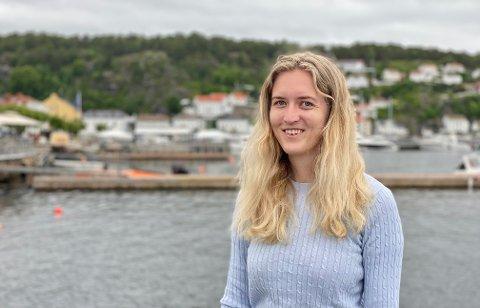 Live Mo Wroldsen er aktivitetsleder på fire av årets sju Ung Norge Sør-samlinger på Camp Skarvann. Hun gleder seg stort til å ta fatt på oppgaven. – Da Kari-Anne Røisland ringte og spurte om jeg ville ha jobben brukte jeg ikke veldig lang tid på å bestemme meg, sier hun.