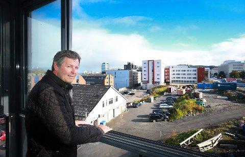 Jørn Vidar Johansen i Gunvald Johansen Bygg AS.