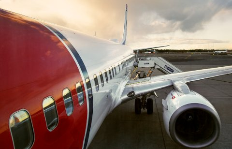 PRISRAS: Norwegian har satt ned prisene sine på flyreiser.