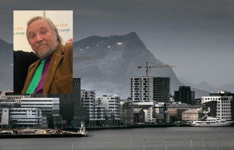 Varaordfører i Bodø kommune Ola Smeplass sier det er normalt for byen å ha nedgang i befolkningstallet ved utgangen av andre kvartal.