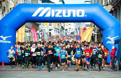 Arrangementsjef Janne Jensen tror de kommer til å runde 10.000 deltakere i år.