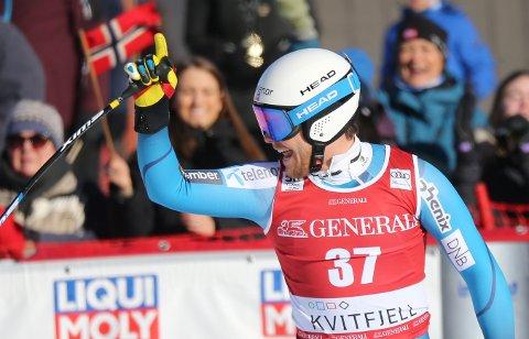 Bergenseren Bjørnar Neteland kjørte seg opp fra 22.-plass til 17.-plass.