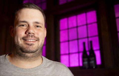 Kristian B. Vangen er kjøkkensjefen som hentet Michelin-stjernen til Bergen.