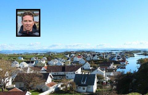 Valgdeltakelse: Ingen kommuner i landet kan vise til like god valgdeltakelse som på Kvitsøy. Påtroppende ordfører Stian Bjørsvik sier det er et tegn på at folk bryr seg om samfunnet på øya.