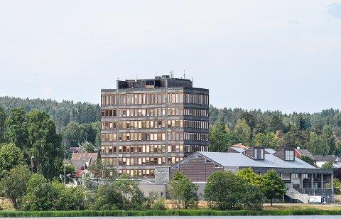 MODUM: Rådhuset i Vikersund