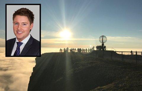 Ole-Martin Jensen er advokat i firmaet Linnet og Co. Dette advokatfirmaet har Nordkapp kommune på sin klientliste.