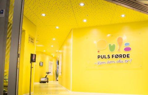 HELD OPE: Treningssenteret kan halde ope sjølv om ein fysioterapaut tilknytt Puls har fått korona.