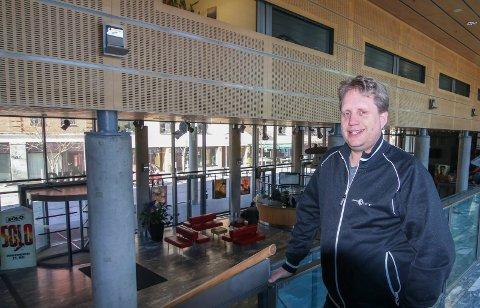 Beste start på 20 år: Kinosjef Jørgen Søderberg Jansen har ikke oppplevd et bedre førstekvartal siden 2008.