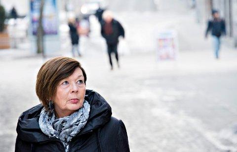 Optimistisk: Lederen for barnevernstjenesten i Fredrikstad, Anne-Beth Brekke Tvedt håper trenden med lavere sykefravær fortsetter i 2019.