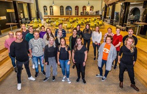 Nye i fjor: Dette var de nyutdannede lærerne som startet i Fredrikstad til skolestart i fjor. Fra 2015 til 2018 fikk kommunen 20,2 flere lærerårsverk.