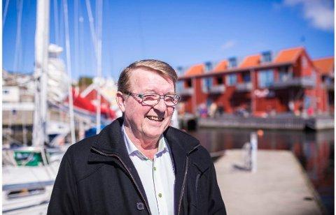 Tidligere ordfører Eivind Norman Borge: – Det beste med jobben min var å møte så mange hyggelig mennesker.