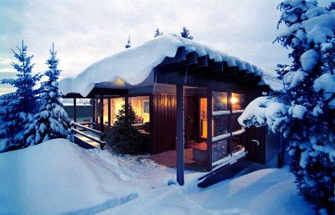 Nordmenn søker om å få flytte på hytta. Foto: Berit Roald / NTB