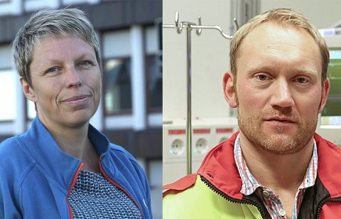 STYRET UNN: Vibeke Haukland sitter i styret i UNN som ansattevalgt. Sverre Håkon Evju er også utnevnt til det nye styret.  Arkivfoto