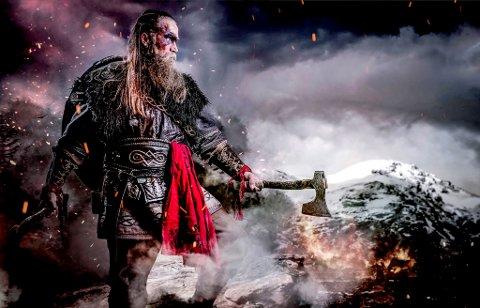 TØFFINGER: Dette er et av Jon Klasbus bilder som fikk oppmerksomhet og premie i Landskonkurransen (NM).